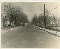 Image of Reconstruction of Walnut Street -
