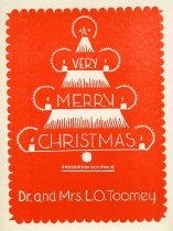 Image of Christmas cards -