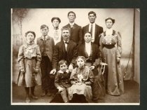 Image of Lawrence Family -