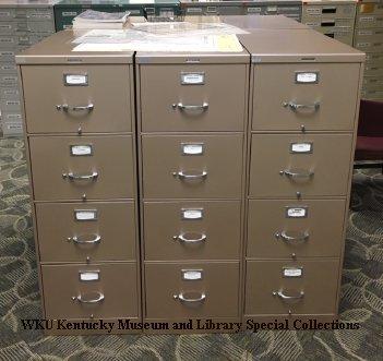 Kentucky General Vertical Files - Kentucky Library