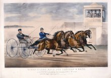 Image of Ethan Allen & Mate and Lantern & Mate