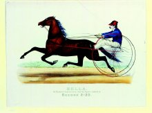 Image of Lenore B. and Sidney A. Alpert Currier & Ives Collection - Bella