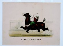 Image of Prize Trotter, A