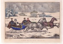 Image of Sleigh Race, The