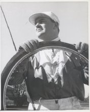 Image of Lew Barasch Roosevelt Raceway Collection - Portrait/Foreign Location