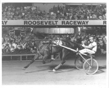 Image of Lew Barasch Roosevelt Raceway Collection - Race Finish/Solo