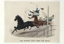 Image of Horse That Took the Pole, The