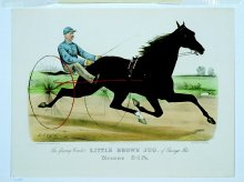 Image of Pacing Wonder Little Brown Jug of Chicago, ILL., The