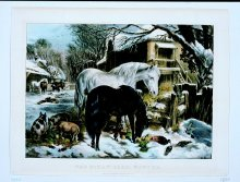 Image of Straw-Yard Winter, The