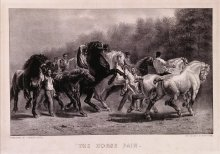 Image of The Horse Fair