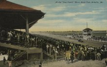 Image of Jim Brooks Collection of Harness Racing Americana