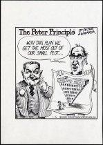 Image of The Peter Principle - Wuerker, Matt