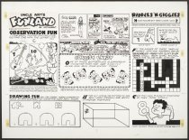 Image of Uncle Art's Funland; the world's leading puzzlemaker - Nugent, Arthur, 1890?-1975