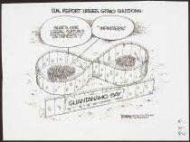 Image of U.N. Report Urges Gitmo Shutdown: - Breen, Steve