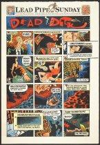 Image of Lead pipe Sunday - Spiegelman, Art, 1948-
