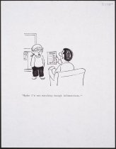 Image of [Gag cartoons] - Bernhardt, Glenn, 1920-