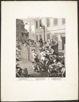 Image of First Stage of Cruelty - Hogarth, William, 1697-1764