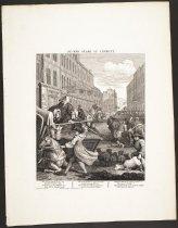 Image of Second Stage of Cruelty - Hogarth, William, 1697-1764