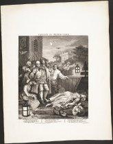 Image of Cruelty in Perfection - Hogarth, William, 1697-1764