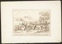 Image of Miseries of Travelling - Rowlandson, Thomas, 1756?-1827