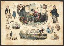 Image of A Design for an Album - Cruikshank, George, 1792-1878