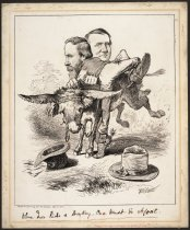 Image of When Two Ride A Donkey, One Must Go Afoot - Weldon, C.W.