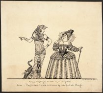 Image of Anne Boleyn scores on Cleopatra - Walker, Alanson Burton, 1878-1947
