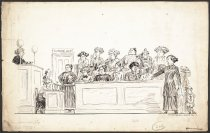 Image of An unprejudiced jury. (Charge - bigamy) - Walker, Alanson Burton, 1878-1947