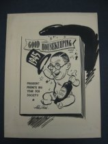 Image of Good Housekeeping January 1945 President [Arthur William Brown] predicts big year for Society. - Ross, Alex