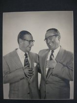 Image of Photograph of Arthur William Brown - Halsman, Philippe, 1906-1979