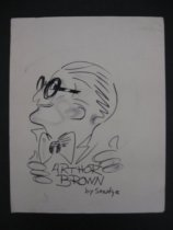 Image of Arthor [sic] Brown - Smudge