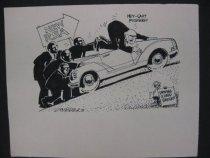 Image of New RSA. Hey - quit pushing! - Fedler, Dov, 1940-