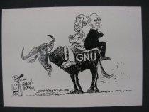 Image of GNU - Fedler, Dov, 1940-