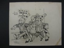 Image of Fitch, Osbin & Company [Alice in Wonderland with Tweedledum and Tweedledee] - Levering, Albert, 1869-1929
