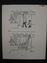 Image of Costume shop - Kaufman, Al, 1918-1977