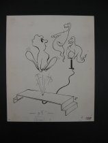 Image of [Ghosts having fun with an air pump] - Partch, Virgil, 1916-1984