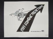 Image of 1984 economic predictions - Larrick, James, 1946-