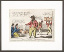 Image of Johnny Bull and the Alexandrians - Charles, William, 1776-1820
