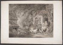 Image of Evening or the Sportsman's Return - Grozer, Joseph, 1755?-1798