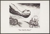 "Image of ""You said it, boys!"" - Bishop, Daniel, 1900-1959"