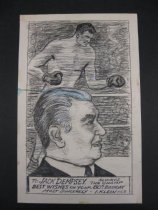 Image of [Jack Dempsey] - Klein, Isadore, 1897-1986