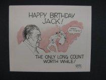 Image of Happy Birthday Jack! - Wolfe, George, 1911-1993