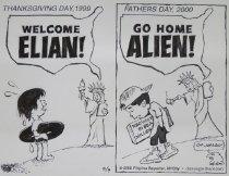 Image of Welcome Elian! - Aguila, Dani, 1928-