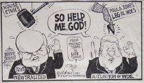 Image of So help me, God! - Aguila, Dani, 1928-