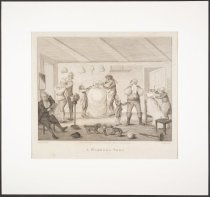 Image of A Barbers Shop - Bunbury, Henry William, 1750-1811