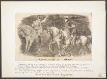 """Image of A Vision on the Way. """"BEWARE!"""" - Tenniel, John, 1820-1914"""