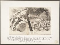 Image of Hercules and the Hydra. - Tenniel, John, 1820-1914