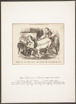 """Image of """"Much Cry and Little Wool;"""" or, Shaving the Parliamentary Pig. - Tenniel, John, 1820-1914"""