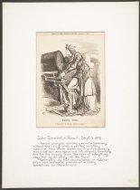 """Image of Paris, 1870. """"The Cry is Still, THEY Come!"""" - Tenniel, John, 1820-1914"""