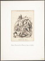 "Image of ""Demand Thy Life!"" - Tenniel, John, 1820-1914"